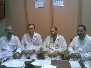 دکترمحمد علی اسلامی - دکتر مهدی جباری - دکتر صادق بسایی - دکتر رحمت سخنی